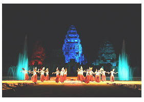 เทศกาลเที่ยวพิมาย นครราชสีมา ประจำปี 2555