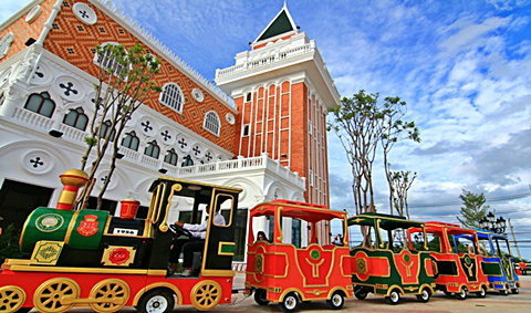 5 ที่เที่ยวอินเทรนด์สุดฮอต เที่ยวเมืองไทยเหมือนไปเมืองนอก