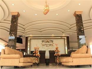 ซันโตซารีสอร์ท (Suntosa Resort) ที่พักเกาะล้าน ชลบุรี