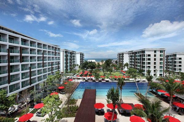 โปรโมชั่นที่พัก Amari Hua Hin ราคาพิเศษที่งานไทยเที่ยวไทย ครั้งที่ 32