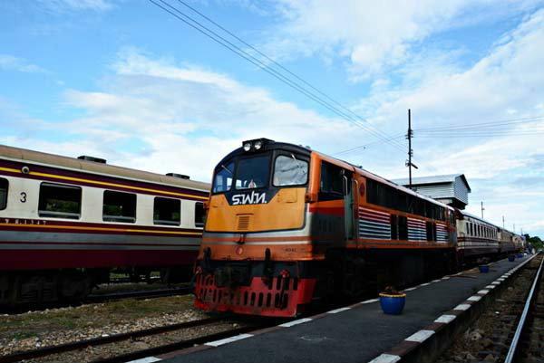 นั่งรถไฟ...ไปไหน...ไปกาญจน์