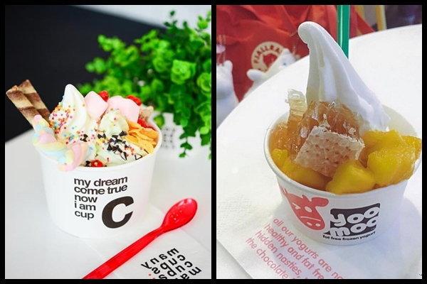 '8 ไอศกรีมโยเกิร์ต' ดับร้อน..แถมไม่อ้วนด้วย!