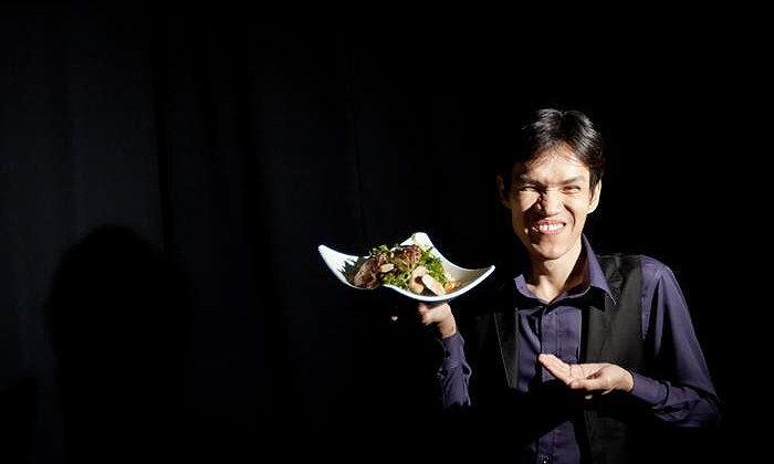'Dine in the Dark'  ร้านอาหารแนวใหม่ ภายใต้ความมืดมิด