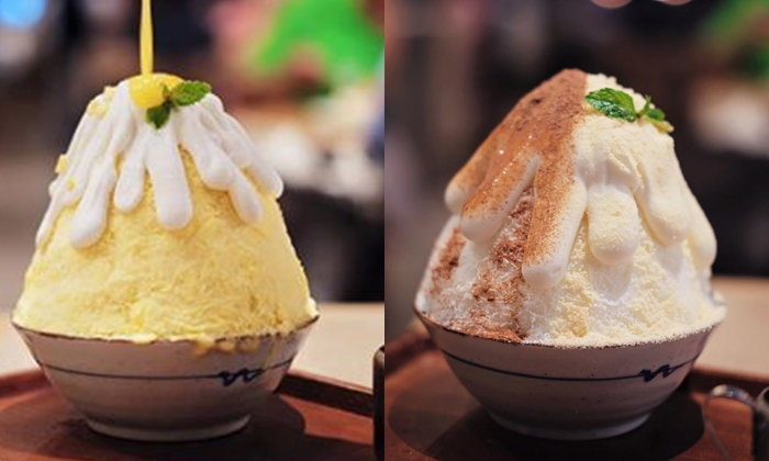 ลองยัง ข้าวเหนียวมะม่วง..คากิโกริ น้ำแข็งไสสไตล์ญี่ปุ่น @ Afteryou