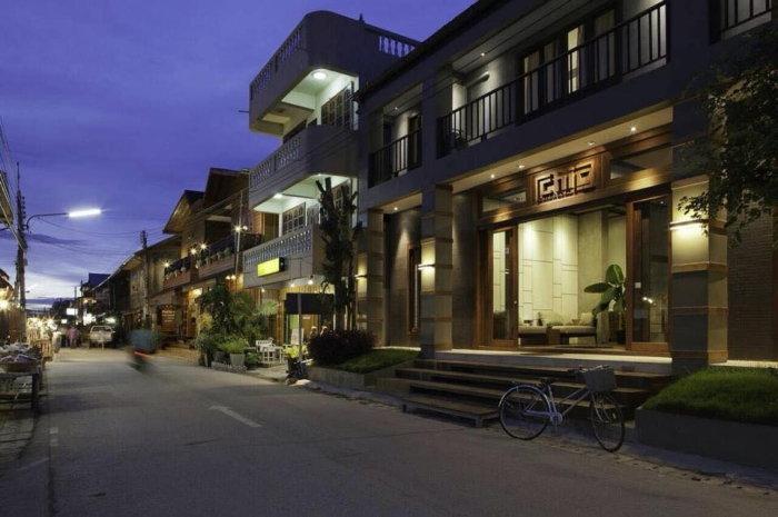 Chic Chiangkhan Hotel ที่พักเชียงคาน