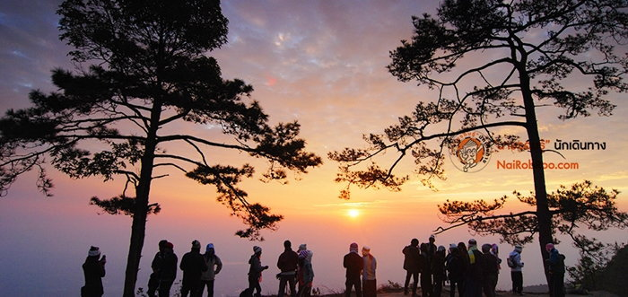 10 พระอาทิตย์ขึ้นที่สวยที่สุด