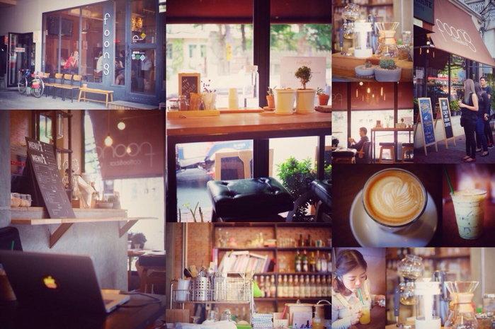 Foong Coffee & Bar กลิ่นหอมๆ ฟุ้งๆ เอาใจคนรักกาแฟ ร้านน่านั่ง   ย่านท่าพระอาทิตย์