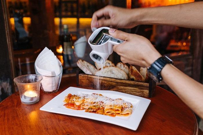 ร้านอาหารอิตาเลียนสไตล์โฮมเมดราคาสบายกระเป๋าที่ร้าน Cantina ย่านอารีย์