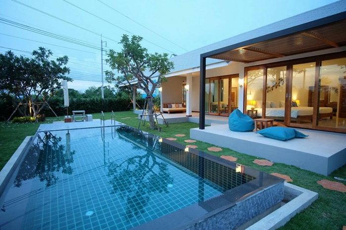 บ้านพักหัวหิน Cosmo House Hua Hin Pool Villa