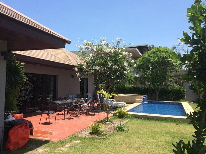 บ้านพักหัวหิน Cosmic House Hua Hin Pool Villa