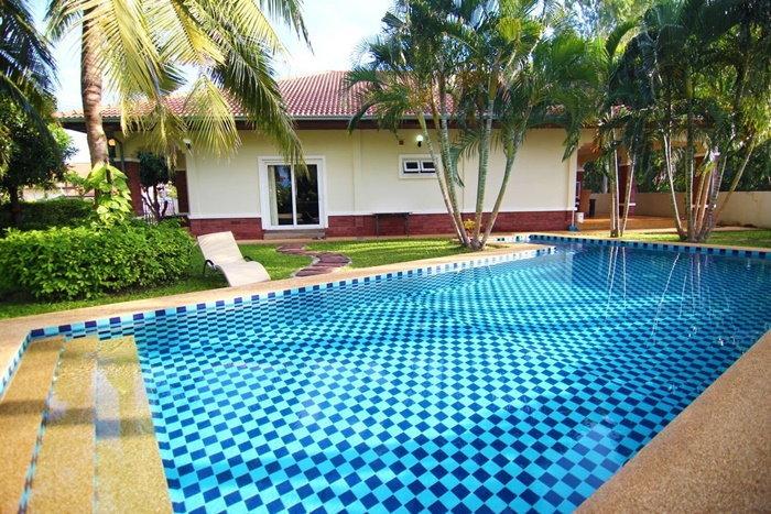 บ้านพัก Glam House Hua Hin Pool Villa