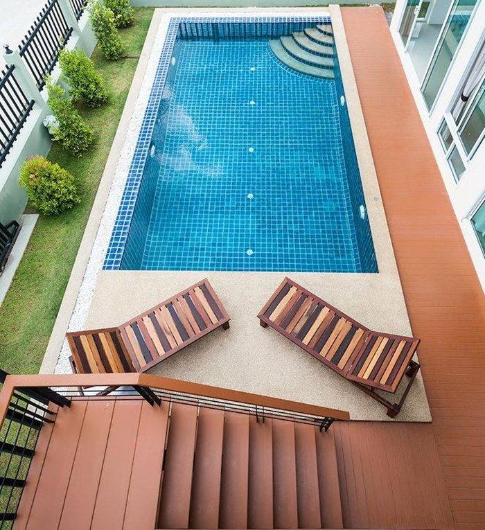 บ้านพักหัวหิน The Grand House Hua Hin Pool Villa