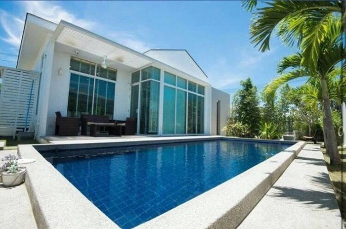 บ้านพักหัวหิน Groove House Cha-Am Pool Villa