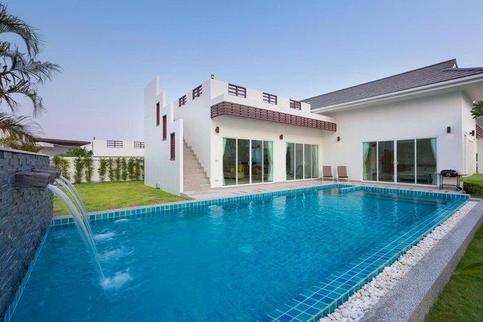 บ้านพักหัวหิน The Elegance House Hua Hin Pool Villa