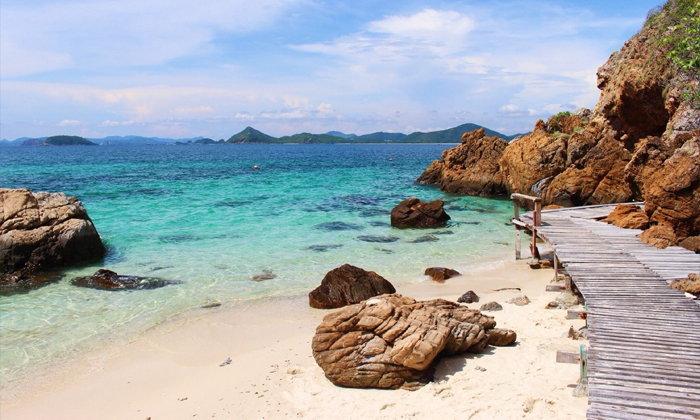"""รีวิว """"เกาะขาม"""" แบบ One Day Trip มัลดีฟส์เมืองไทยที่แท้จริง!"""
