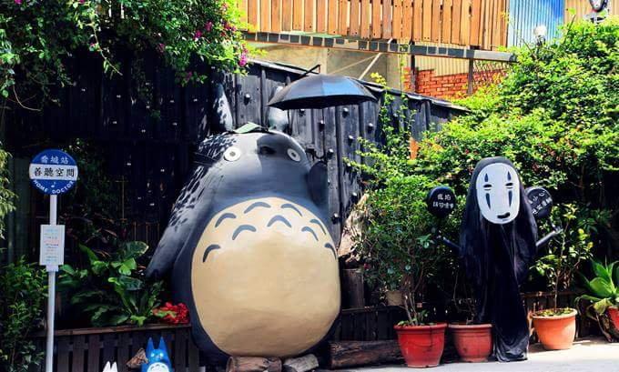 4 ที่เที่ยวในไต้หวันที่แฟน Totoro และ Ghibli ต้องกรี๊ดดด