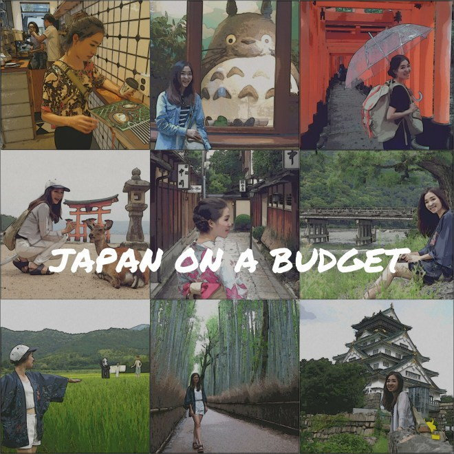JAPAN ON A BUDGET เที่ยวญี่ปุ่นไม่แพงอย่างที่คิด ตอนที่1 JAPAN BUS PASS ทางเลือกคนงบน้อย