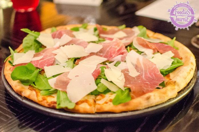 ชิมอาหารอิตาเลียนชั้นดีเคล้าเสียงดนตรีไพเราะ @VOLTI RISTORANTE, Shangri-La