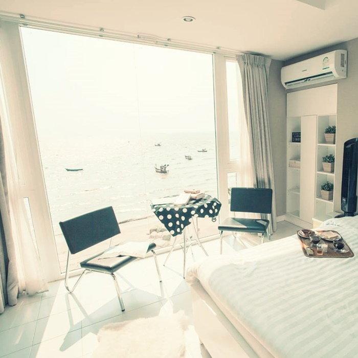 ที่พักบางแสน Marina Sea View Bangsaen
