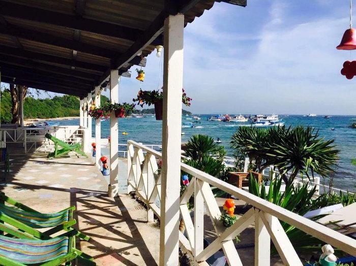 ที่พักเกาะล้าน  Sea Sky Resort