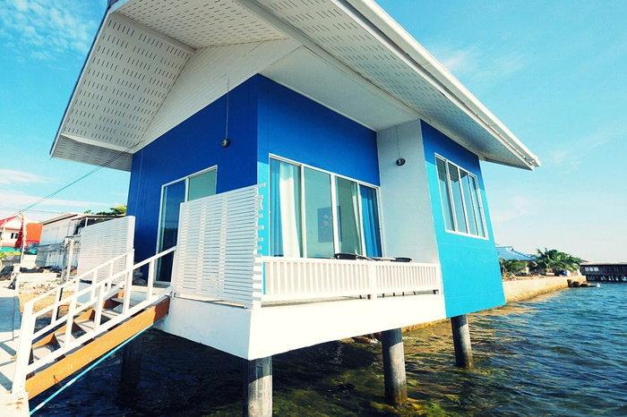 ที่พักเกาะล้าน บ้านไอทะเล ออนซี