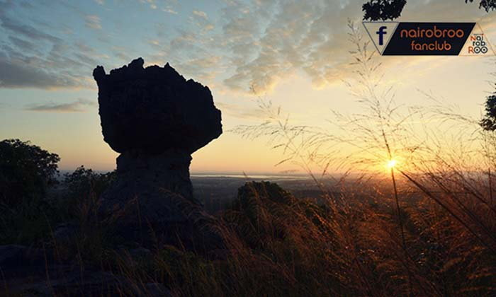 ภูหินจอมธาตุ อาณาจักรหินประหลาดแห่งใหม่