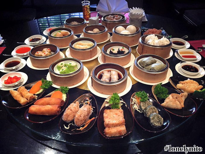 Buffet ติ่มซำ หมูหัน เป็ดปักกิ่งไม่อั้น ณ ห้องอาหารจีนซุยเซียน
