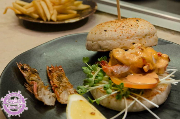 Nami Burgers and Ramen @Nami Teppanyaki Steakhouse