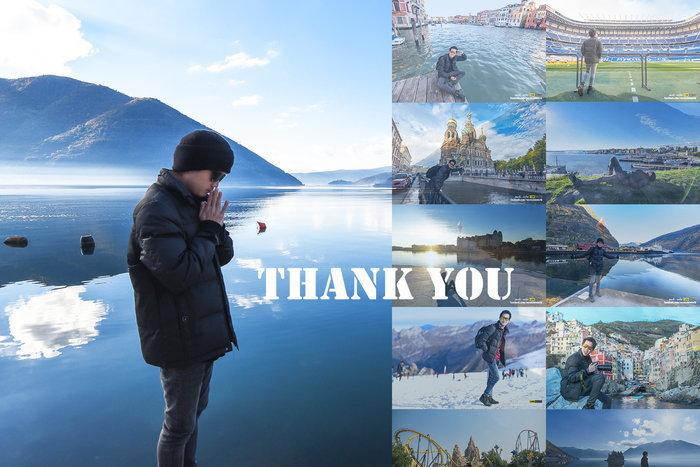 65 ภาพถ่าย กับความทรงจำบนการเดินทาง 102 วัน 2 ทวีป 21 ประเทศ