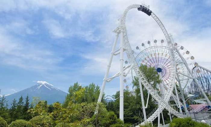 Fuji-Q Highland สวนสนุกชื่อดังเปิดให้เข้าฟรีกลางเดือนกรกฎาคมเป็นต้นไป