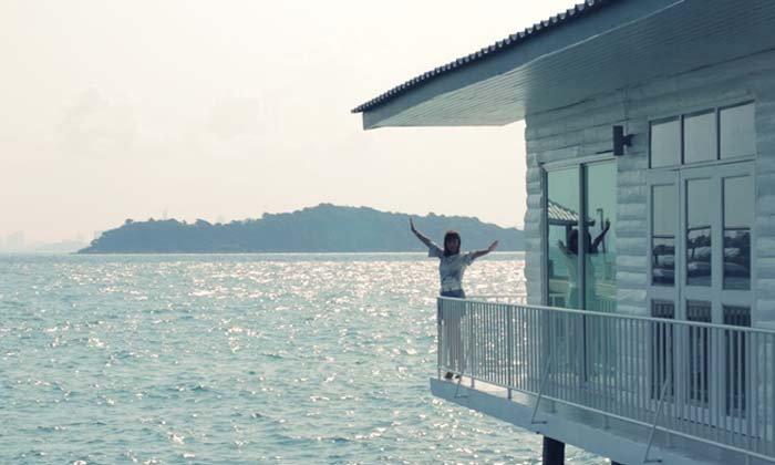 Make Awake เกาะสวยน้ำใส ใกล้ กทม. เกาะล้านพัทยา