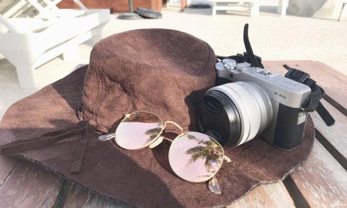 เปลี่ยนวันธรรมดาให้วันเดอร์ ฟินเวอร์สะใจสายเซลฟี่ด้วยกล้องเซลฟี่ FUJI X-A5