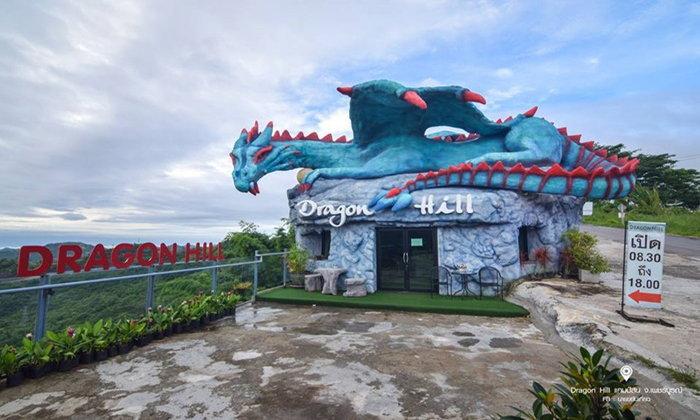 Dragon Hill มังกรแห่งขุนเขา จุดเช็คอินแห่งใหม่ของเขาค้อ