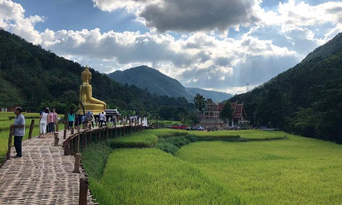 เที่ยวนาคูหา จ.แพร่ แหล่งโอโซนอันดับ 7 ของไทย