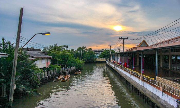 หมู่บ้านสาขลา แหล่งท่องเที่ยวประวัติศาสตร์อายุกว่า 200 ปี สัมผัสวิถีชุมชนริมน้ำ