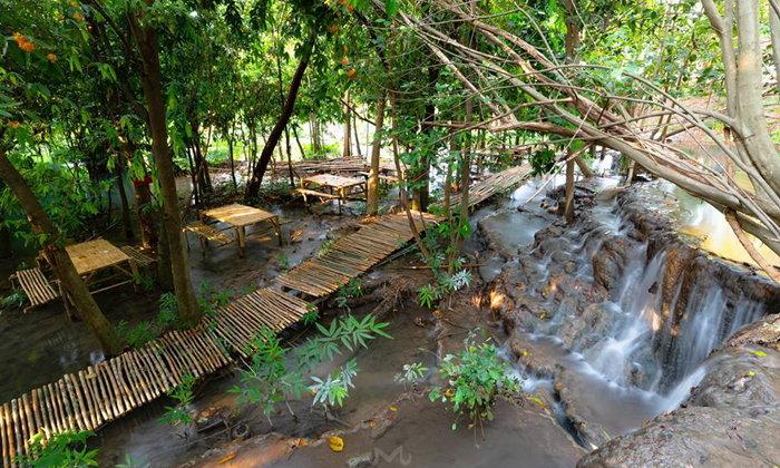 น้ำตกสุขสำราญ แหล่งพักผ่อนกลางป่าสุดชิลแห่งลพบุรี