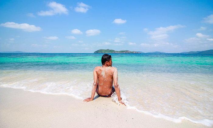 """เปิดโลกทะเลชุมพร """"เกาะลังกาจิว"""" ความสวยและใสของน้ำทะเลที่ไม่แพ้ฝั่งอันดามัน!"""