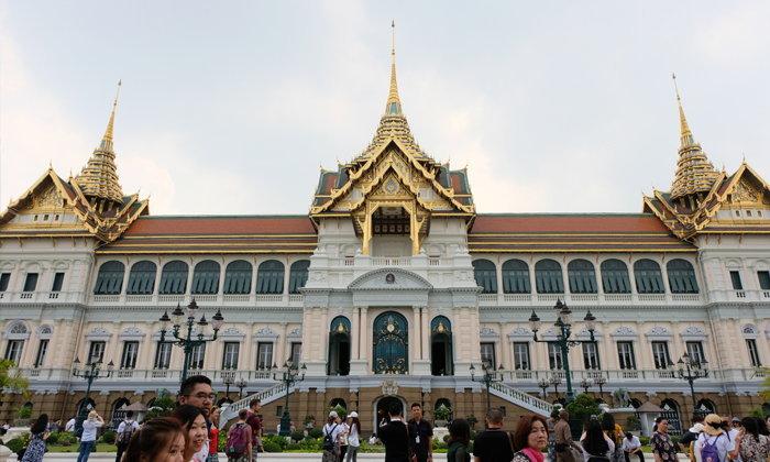 พระบรมมหาราชวัง ความงดงามของประเทศไทย