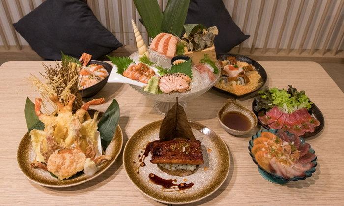 รีวิว Nama Sushi ร้านอาหารญี่ปุ่น Top Deal อันดับ 2 จากงาน Bangkok Restaurant Week 2019
