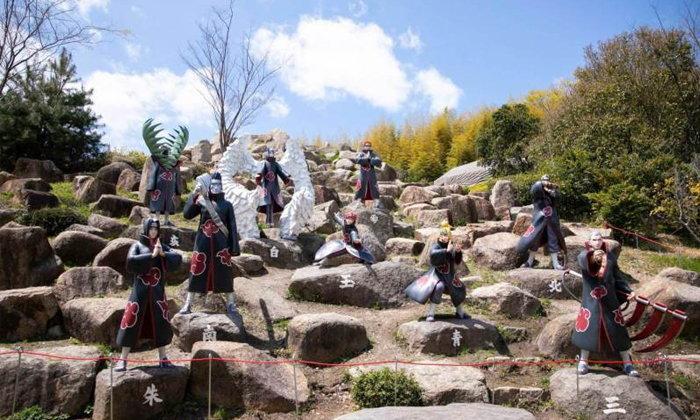 เปิดแล้ว! ที่เที่ยวใหม่สำหรับแฟน ๆ Naruto และ Boruto ที่จังหวัดเฮียวโกะ