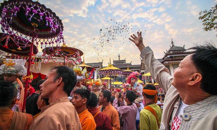 ปฏิทินการท่องเที่ยว เทศกาลและงานประเพณีวัฒนธรรมไทย ปี 2562