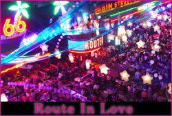 Route In Love by nite
