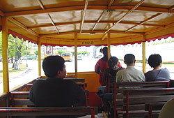 นั่งรถ (ราง) เที่ยวรอบ (เกาะ) กรุง