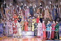 อุปรากร วิจิตราภรณ์ 5 ราชวงศ์จีน
