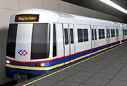 รถไฟใต้ดิน...อีกทางเลือกใหม่ของคนกรุง