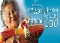อุปสมบทหมู่ ๑๐๐,๐๐๐ รูป ทุกหมู่บ้านทั่วไทย
