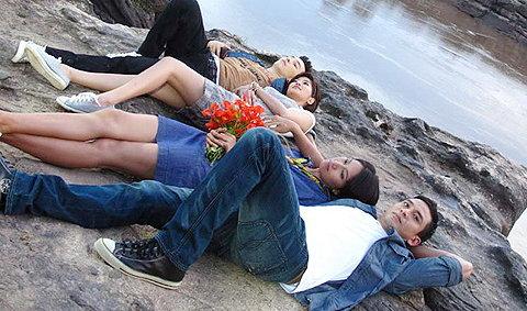 'ป๋อ อั้ม เบ๊นซ์ ก้อย' พาเที่ยวอันซีนเมืองไทย
