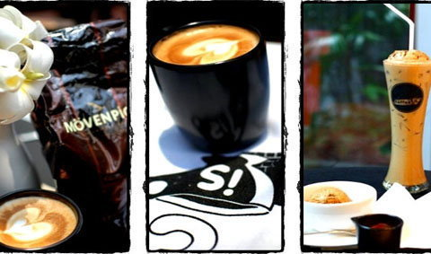 จิบกาแฟบรรยากาศสบายๆ ในราคาเป็นกันเอง @ Coffee Is