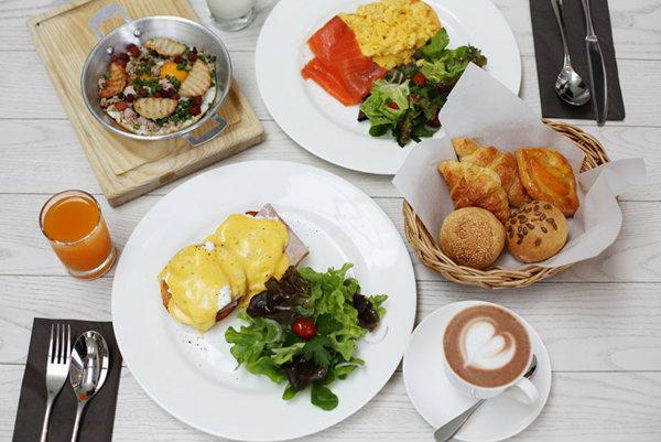 มาร่วมดื่มด่ำกับอาหารมื้ออร่อยสไตล์ English Homemade ไปกับ The Castle @Thames Valley Khao Yai