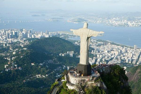 เยือนถิ่มแซมบ้าชม 3 ที่เที่ยวบราซิลดังระดับโลก